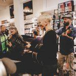 Tonen Gåte acoustic live platekompaniet