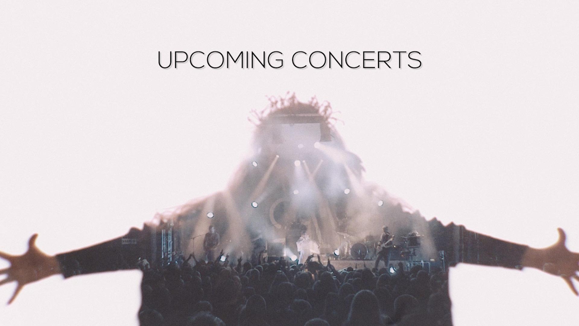 Concert Overview 2019